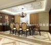 209平华润悦府打造都市里的美式风格装修设计