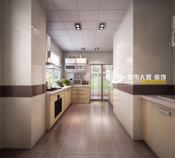 缤纷南郡-现代简约-180平米四居室装修设计