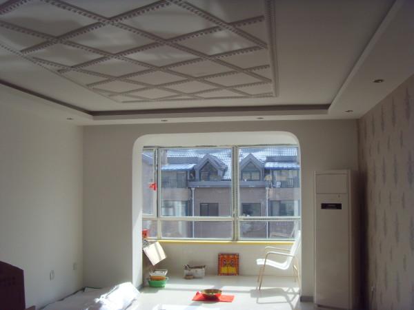 客厅吊顶 四周光源  代替主灯