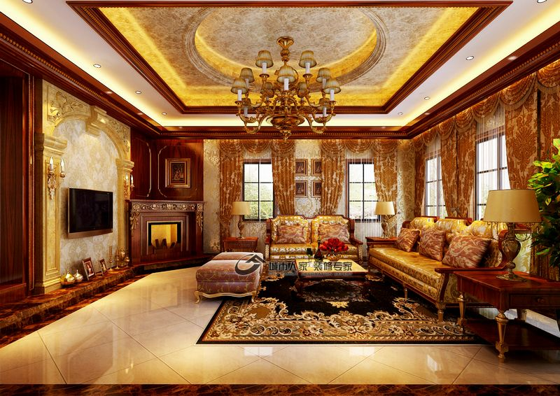 欧式 城市人家 别墅 小资 80后 客厅图片来自城市人家犀犀在欧式风情的分享