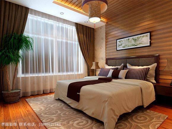 中式风格-卧室设计