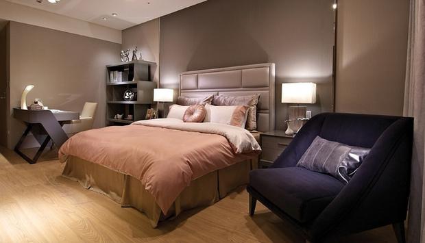 简约 欧式 卧室图片来自业之峰装饰旗舰店在简欧风格高端奢华的居住空间的分享