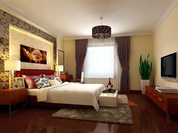 时尚 精致 品位高 小资 卧室图片来自北京合建装饰在简洁舒适的的婚房的分享