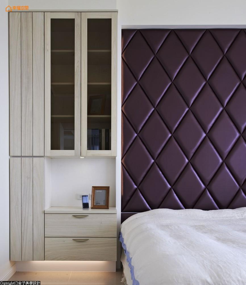 新古典 美式 女孩 三居 收纳 白领 卧室图片来自幸福空间在美式轻古典135平感动空间故事的分享