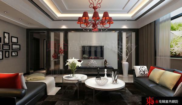 【東和高端设计】三楼客厅