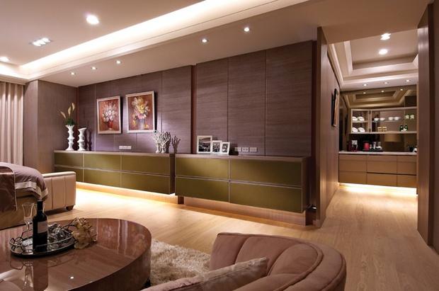 简约 欧式 其他图片来自业之峰装饰旗舰店在简欧风格高端奢华的居住空间的分享