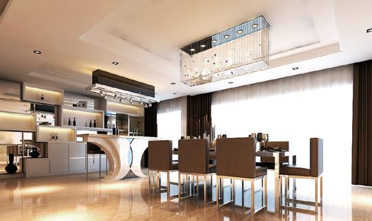 现代简约 简约 唯美时尚 80后 名雕装饰 餐厅图片来自名雕装饰设计在唯美装饰,纯色演绎现代简约的分享