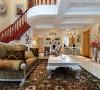 设计理念:客厅往往是最显示一个人的个性和品位。在一个家庭中,客厅是连接内外沟通客主情感和主人休闲的主要场所。