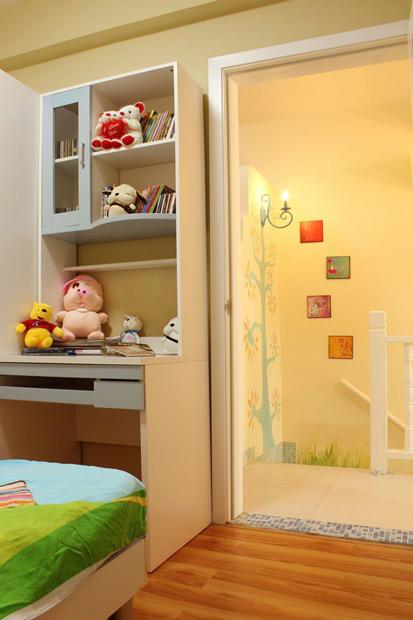地中海 唯美浪漫 二居 实用美观 唯美装饰 唯美装修 儿童房图片来自唯美装饰在武汉城市广场的分享
