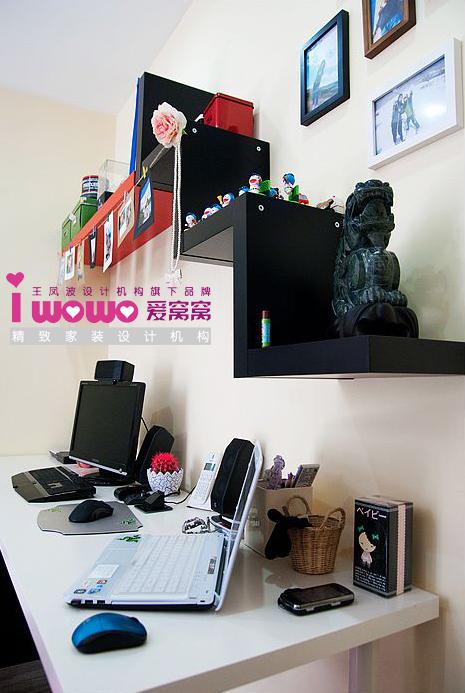爱窝窝 淘宝爱窝窝 窝窝设计 小户型设计 爱窝窝家装 家装设计 iwowo 二手房设计 北京装修 其他图片来自爱窝窝精致家装机构在万柳园60平米现代简约设计的分享