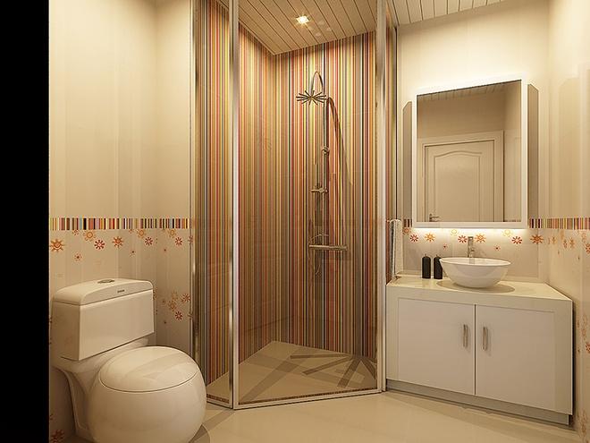 简约 二居 三居 别墅 白领 旧房改造 80后 小资 收纳 卫生间图片来自合建装饰在现代时尚风格的分享