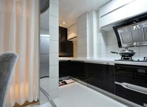 文艺青年 舒适 温馨 小清新 厨房图片来自北京合建装饰在清新淡雅的简约居室的分享