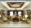 中海九号公馆打造法式风格