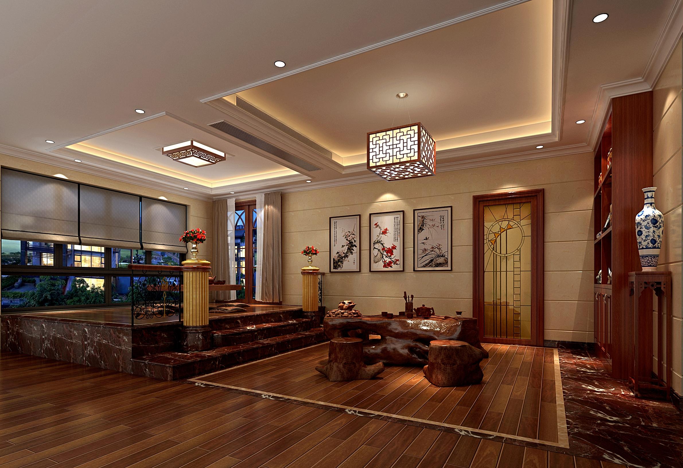 欧式 别墅 典雅 高富帅 三层别墅 其他图片来自名雕装饰设计在别墅旧房改造,彰显典雅品味的分享