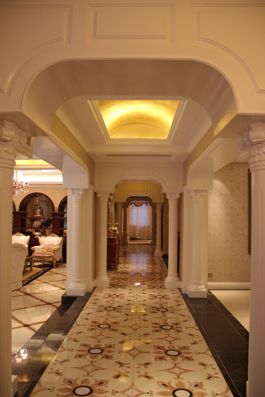 欧式 别墅 收纳 装修设计 其他图片来自别墅装修风格在龙山新新家园装修设计案例的分享