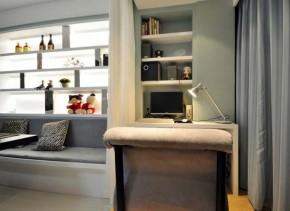 文艺青年 舒适 温馨 小清新 书房图片来自北京合建装饰在清新淡雅的简约居室的分享