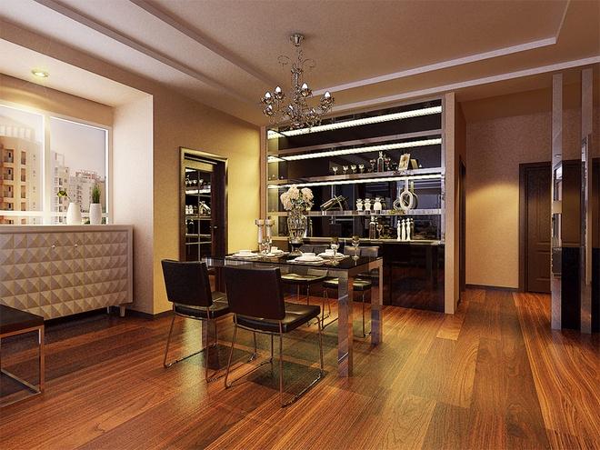 简约 二居 三居 别墅 白领 旧房改造 80后 小资 收纳 餐厅图片来自合建装饰在现代时尚风格的分享