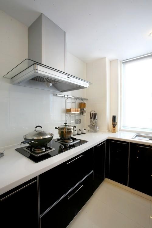 金地朗悦--140平米厨房