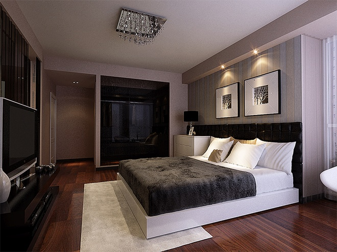 简约 二居 三居 别墅 白领 旧房改造 80后 小资 收纳 卧室图片来自合建装饰在现代时尚风格的分享