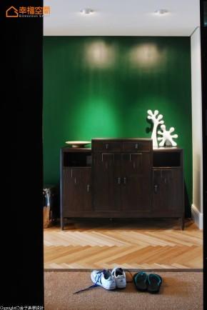 现代 纾压 温馨 舒适 小清新 玄关图片来自幸福空间在165平日光雅筑的分享