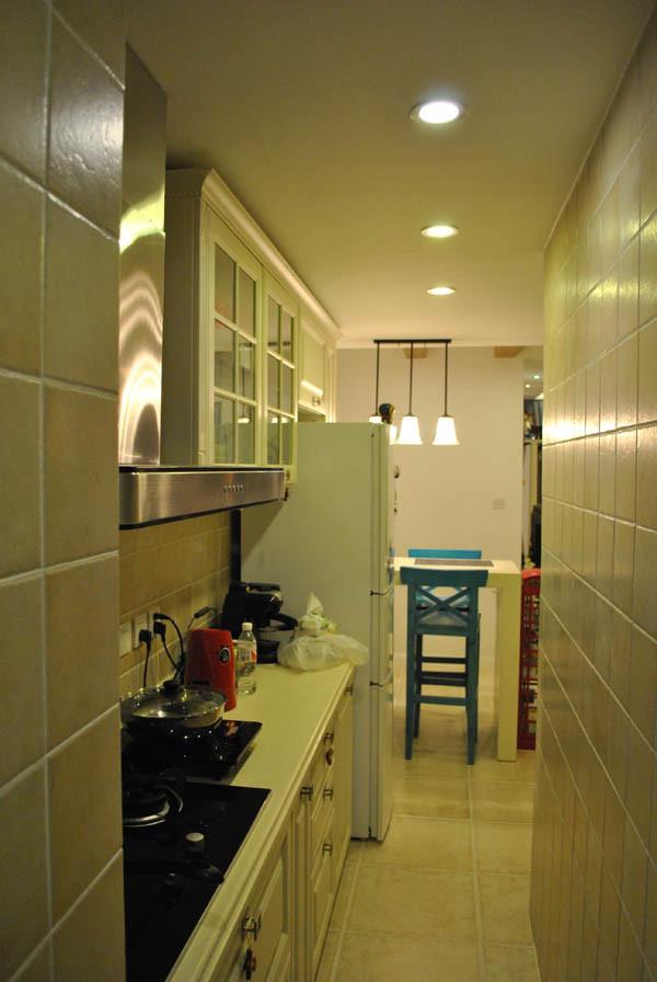 金蝉南里小区--厨房实景图