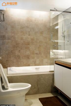 现代 纾压 温馨 舒适 小清新 卫生间图片来自幸福空间在165平日光雅筑的分享