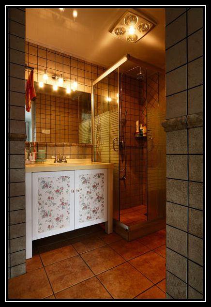 颂雅居--160平米卫生间实景图
