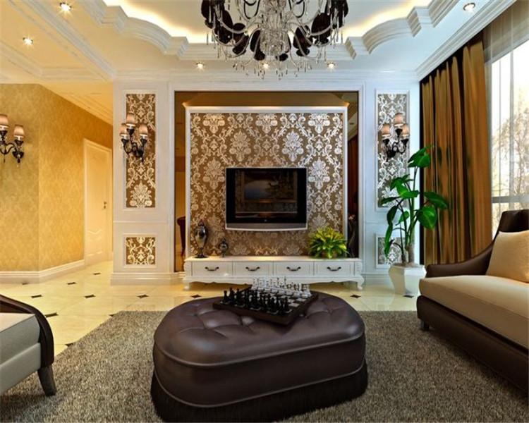 欧式 白领 三居 80后 客厅图片来自沈阳名室经典装饰在沈阳名流印象央视欧式效果图的分享