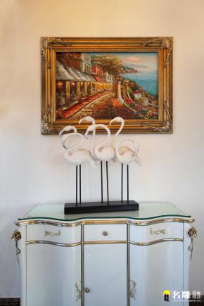 新古典 别墅 巴洛克 低调奢华 白富美 公主屋 名雕装饰 其他图片来自名雕装饰设计在550平新古典豪华别墅实景图的分享