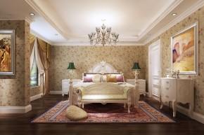 田园 80后 小资 白富美 白领 公主房 卧室图片来自北京合建装饰在青春浪漫 活力四射的欧式田园的分享