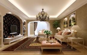 田园 80后 小资 白富美 白领 公主房 客厅图片来自北京合建装饰在青春浪漫 活力四射的欧式田园的分享