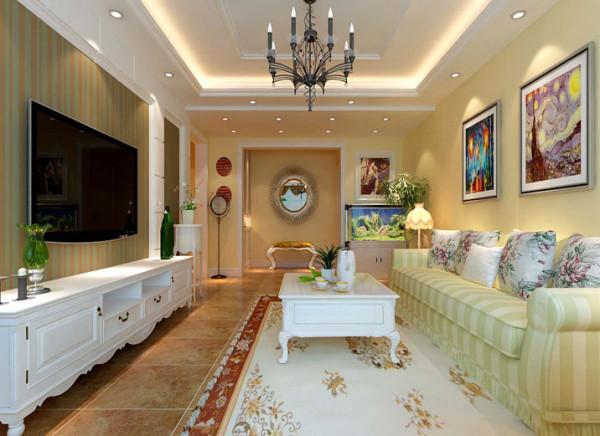 造型哑口的设计让玄关和过厅完美统一,实用和时尚并存。