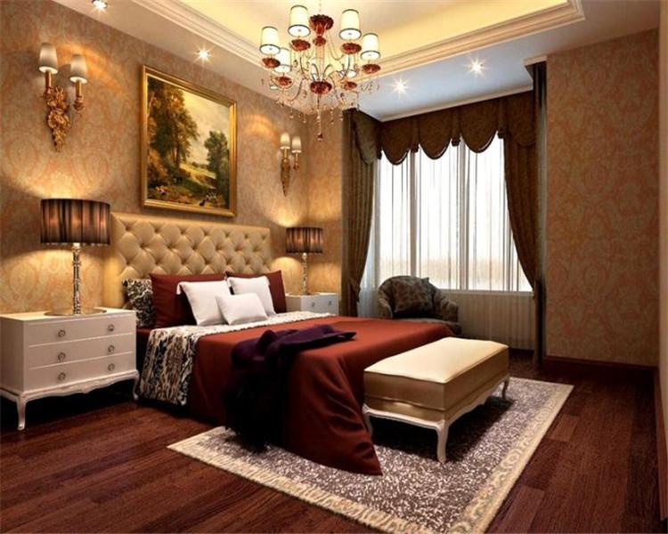 欧式 白领 三居 80后 卧室图片来自沈阳名室经典装饰在沈阳名流印象央视欧式效果图的分享