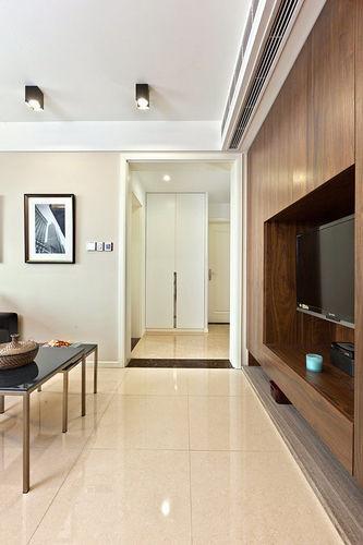 客厅之中,现代(现代装修效果图)简约(简约装修效果图)的风格简约不简单。