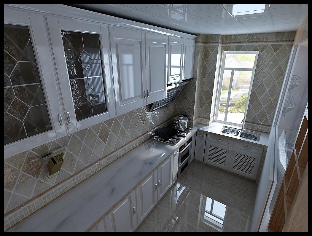 田园风格 晋级装饰 现代简约 现代混搭 客厅设计 厨房图片来自沈阳性价比高的装修公司在【玫瑰城】现代田园风格案例的分享