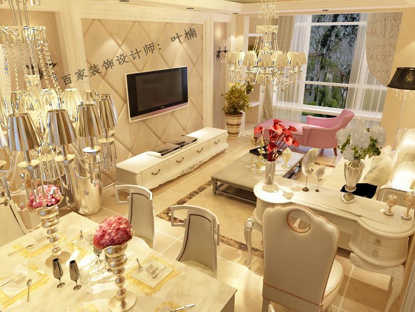 客厅图片来自多啦A梦的百宝袋在龙之梦畅园的分享
