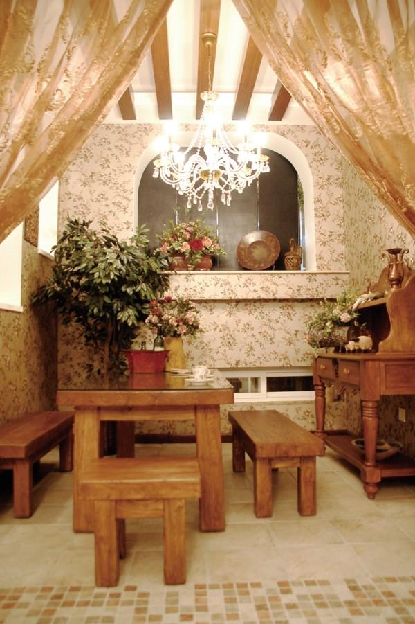 WeHouse 茶桌