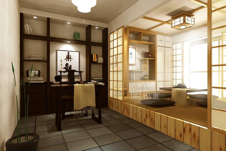 田园 三居 别墅 白领 卫生间 卧室 书房 客厅 水吧 其他图片来自北京别墅装修案例在潮白河孔雀城伯顿庄园东南亚风格的分享