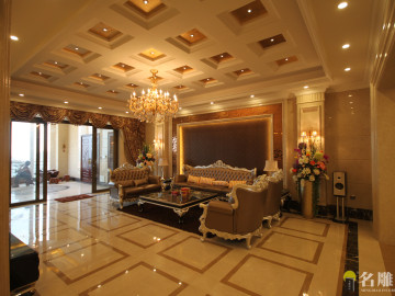 新古典高品位家居豪华别墅