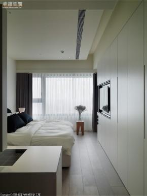 现代 简约 三居 小清新 文艺青年 卧室图片来自幸福空间在165 m²在家游嬉的分享