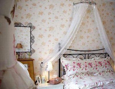 田园 二居 小资 成都装修 卧室图片来自香港古兰装饰-成都在田园风格家装的分享