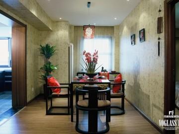 锦湖园  170平米 新中式风格