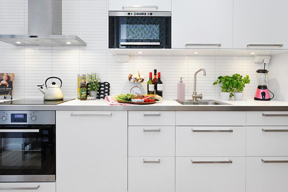 二居 小资 厨房图片来自常秦装饰在弘建一品的分享