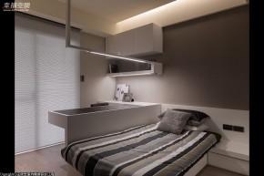 简约 现代 别墅 四居 舒适 儿童房图片来自幸福空间在237平氣質 烘托场域温度的分享