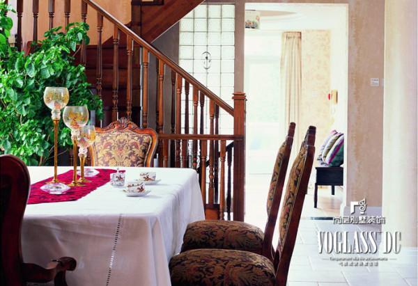 卡尔生活馆  真正栖息的美丽家园  餐厅一角