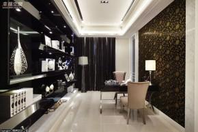 时尚 欧式 典雅 公主房 白富美 书房图片来自幸福空间在330平精品魅力 奢华宫廷风的分享