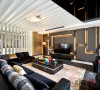 名雕丹迪设计——家庭厅