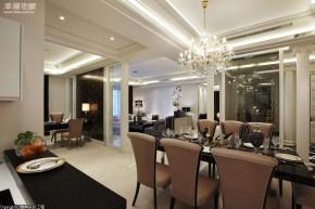 时尚 欧式 典雅 公主房 白富美 餐厅图片来自幸福空间在330平精品魅力 奢华宫廷风的分享