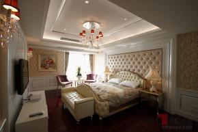 新古典 别墅 奢华温馨 古典浪漫 高富帅 名雕丹迪 名雕装饰 卧室图片来自名雕丹迪在银装素裹——巴洛克天使的分享