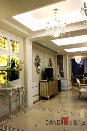新古典 别墅 奢华温馨 古典浪漫 高富帅 名雕丹迪 名雕装饰 其他图片来自名雕丹迪在银装素裹——巴洛克天使的分享